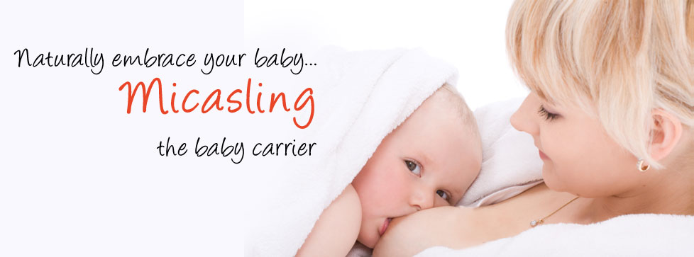 Micasling - The baby carrier